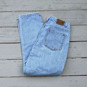 Vintage CALVIN KLEIN High Rise straight leg Jeans